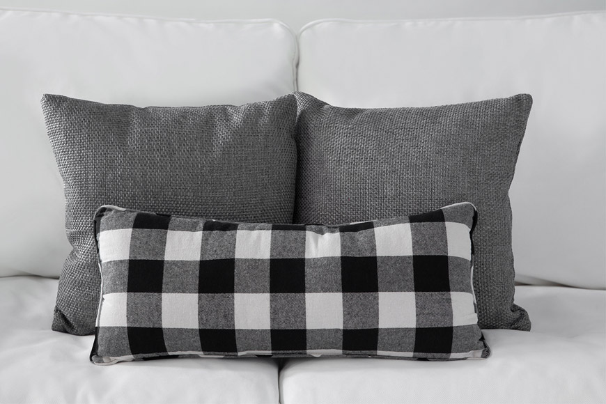 Types of pillow