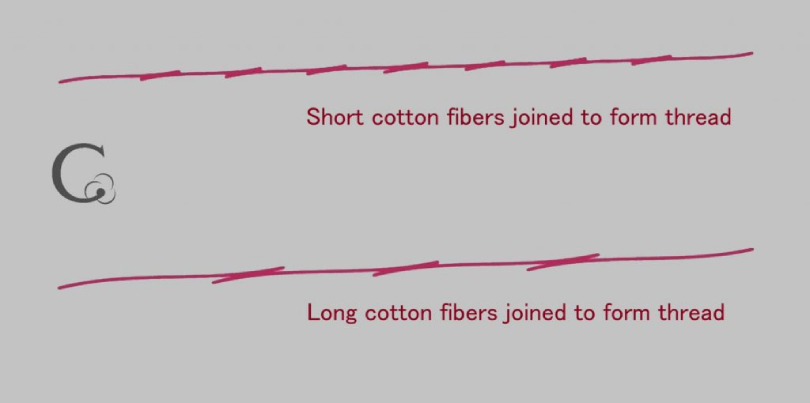 Single Ply Yarn And Long Staple Cotton